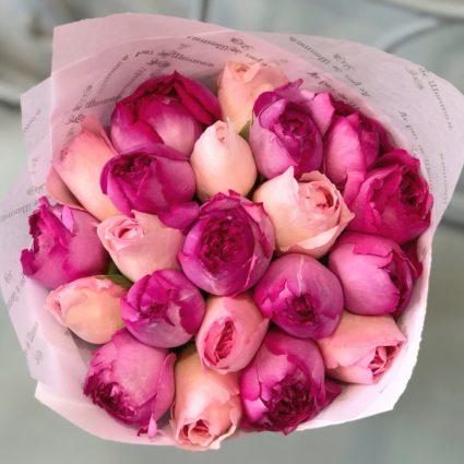 Стиль и Роскошь. 21 Пионовидная роза.