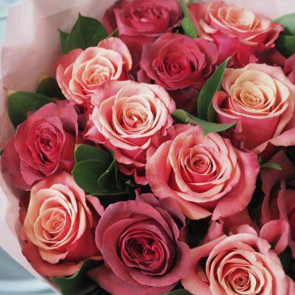 Букет 11 роз Эквадор