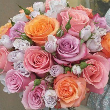 Букет 21 роз Эквадор